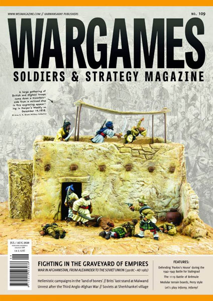 Wargames, Soldiers & Strategy Issue 109