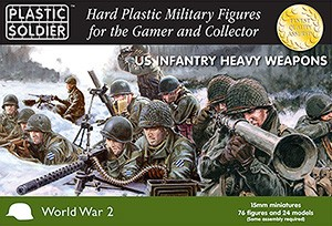 WWII American Heavy Weapons 1944-45