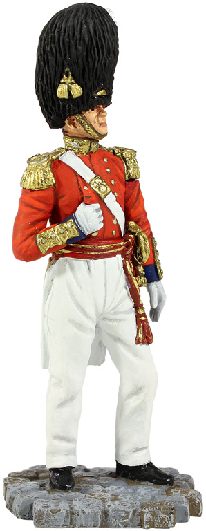 The Museum Collection: Grenadier Guards Officer, 1831