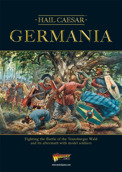 Hail Caesar Supplement - Germania