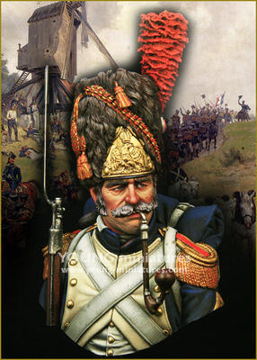 French Grenadiers of the Imperial Guard