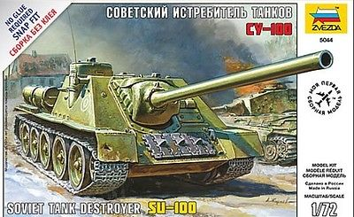 Soviet Su100 Tank Destroyer (Snap)