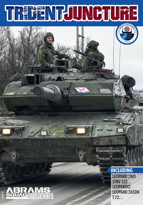 Abrams Squad References - Trident Juncture