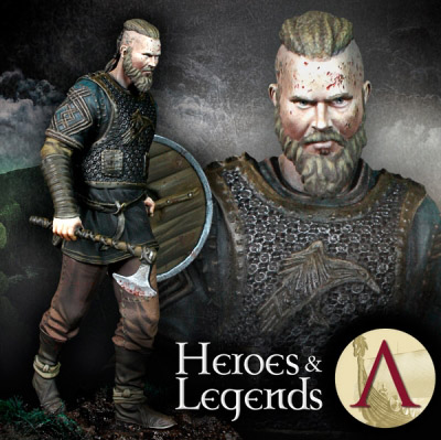 Michigan Toy Soldier Company : Scale75 - Heroes & Legends