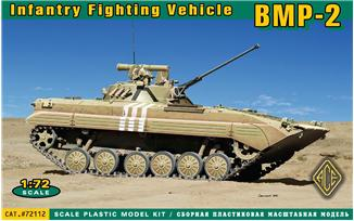 BMP2 Soviet Infantry Vehicle