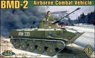 BMD2 Soviet Airborne Combat Vehicle