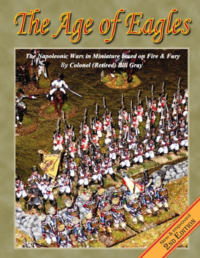 Age of Eagles Napoleonic Fire & Fury 2nd Edition