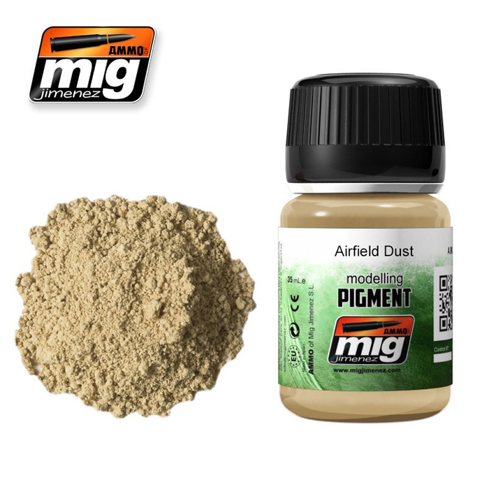 Pigments: Airfield Dust