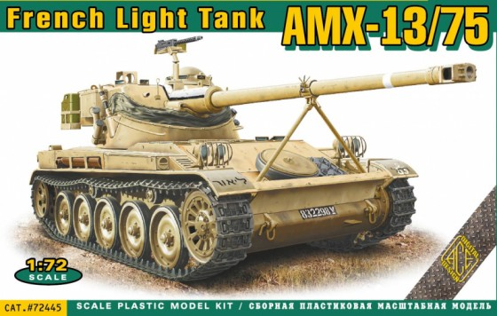 AMX13/75 Light French Tank