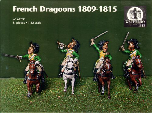 French Dragoons 1809 - 15
