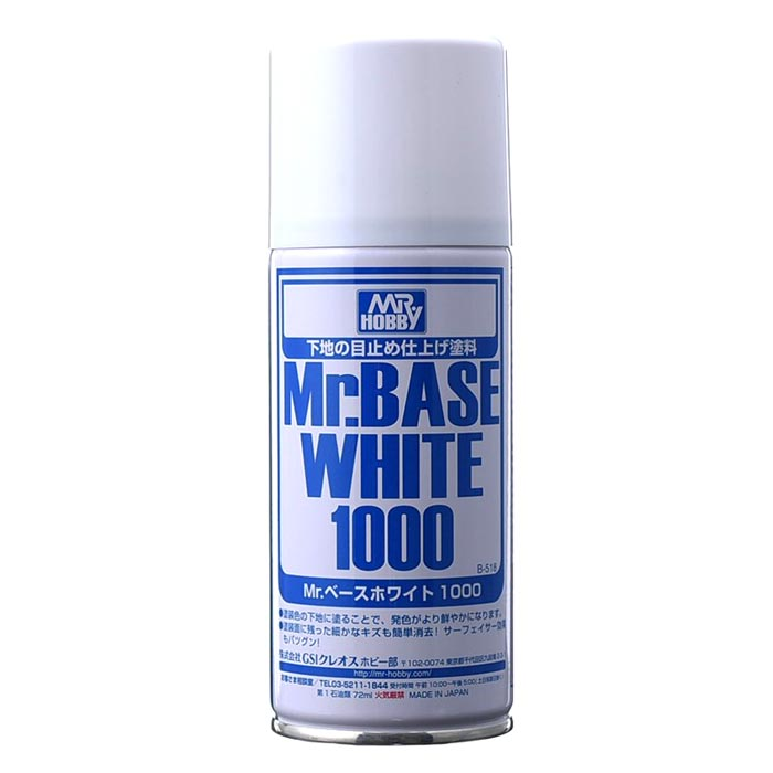 Mr. Base White 1000 - Spray - 170ml