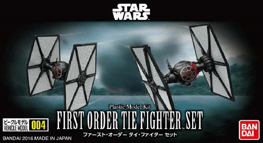 Star Wars: First Order Tie Fighter Set