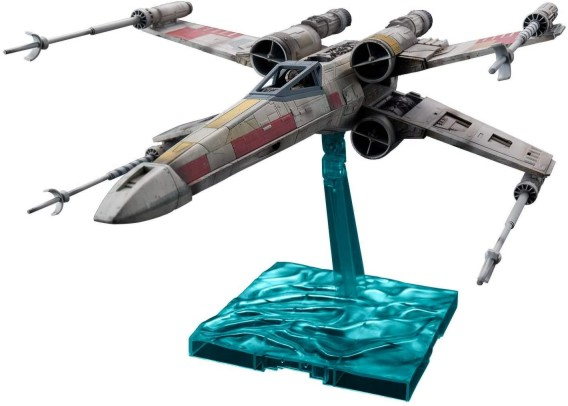 Star Wars Rise of Skywalker: X-Wing Starfighter Red5