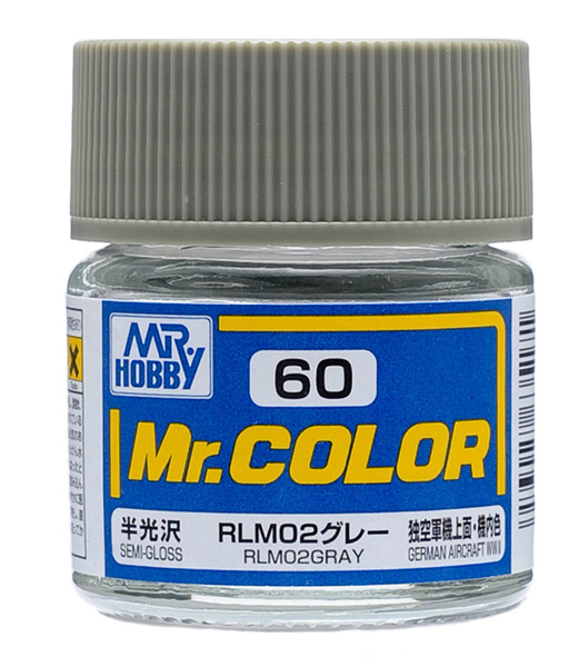 Semi-Gloss Gray RLM02