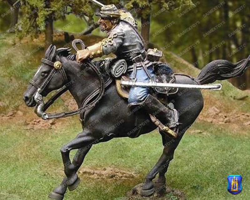 CSA MOUNTED OFFICER  #CS00245-1 AVAILABLE OOP