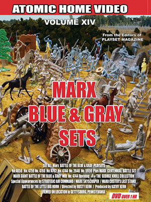 Volume XIV: Marx Blue & Gray Sets