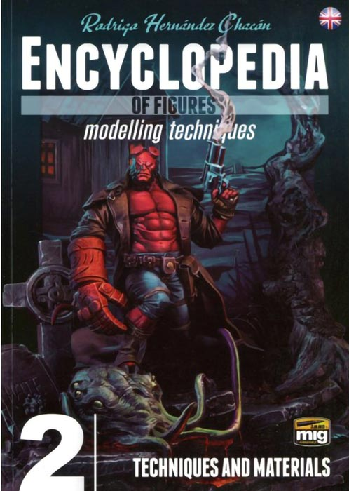 Encyclopedia of Figures Modelling Techniques Vol. 2 - Techniques and Materials