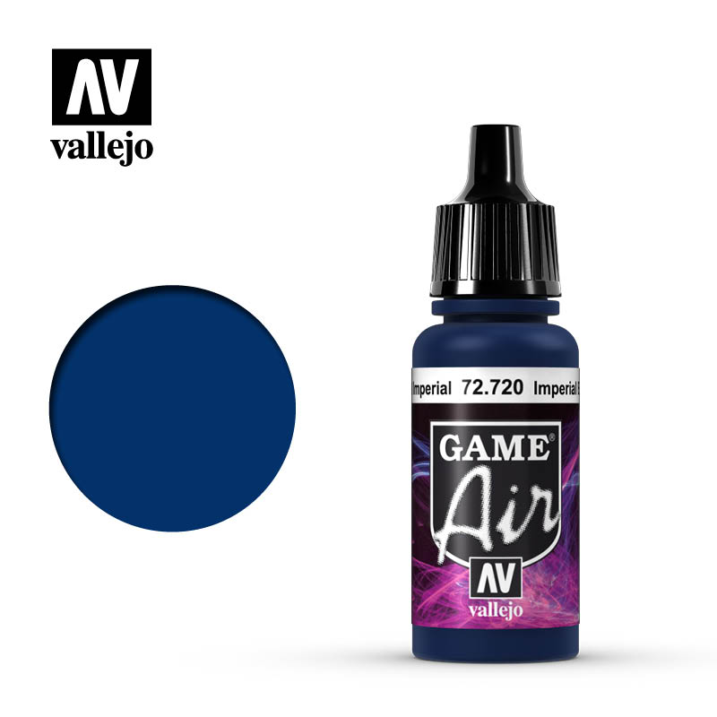 Game Air Imperial Blue 17ml Bottle