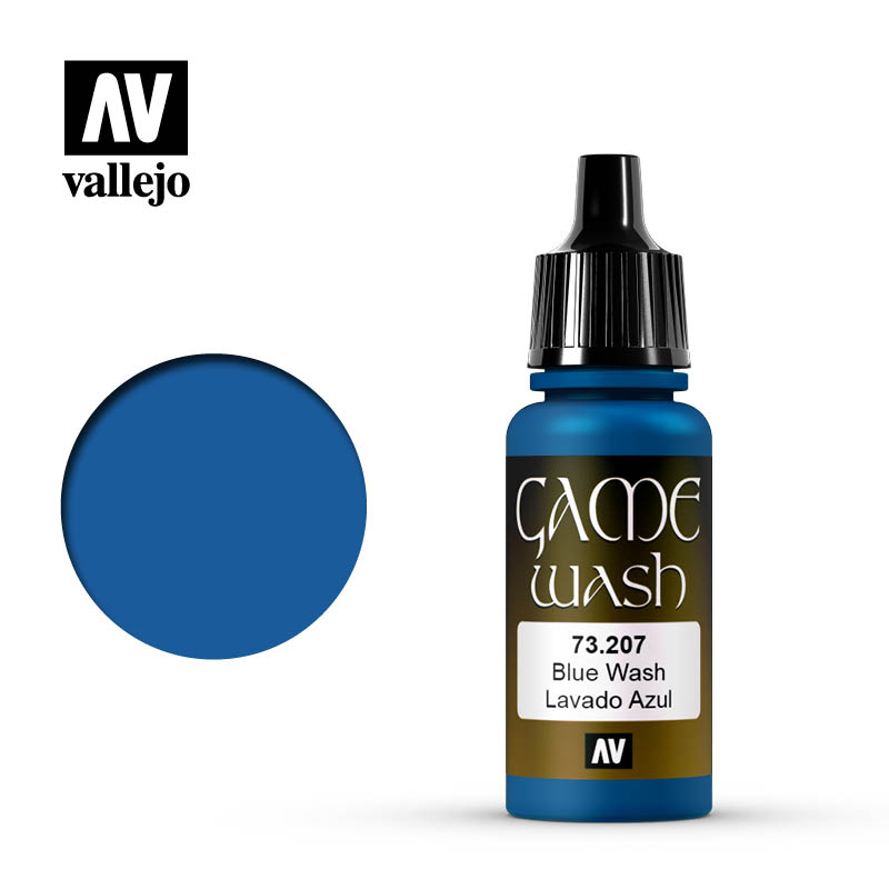 Wash- Blue Shade (17ml)