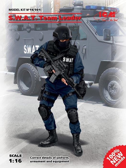 SWAT Team Leader
