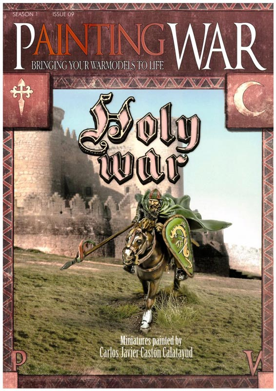 Painting War Volume 9 Holy War