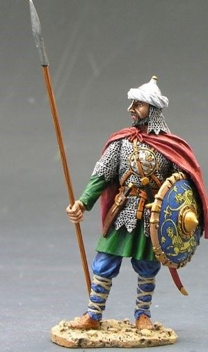 King & Country MK029 Saladins Bodyguard 1 Available OOP
