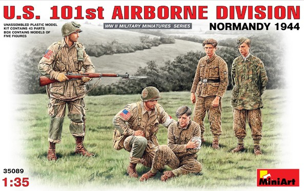 US 101St Airborne Division Normandy 1944 (5) (New Tool)