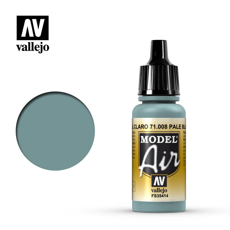 Model Air Pale Blue