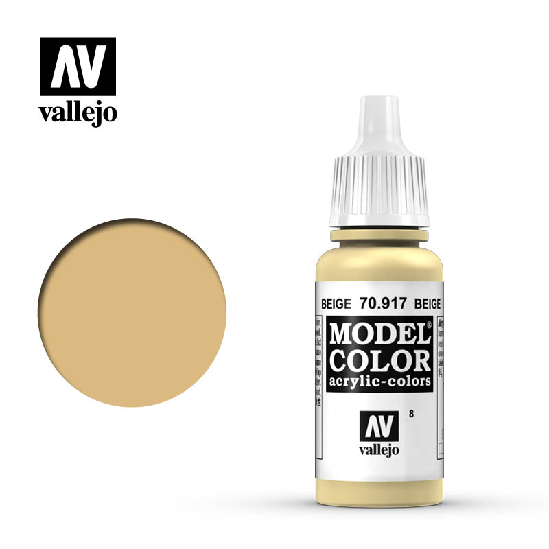 Model Color Beige 008