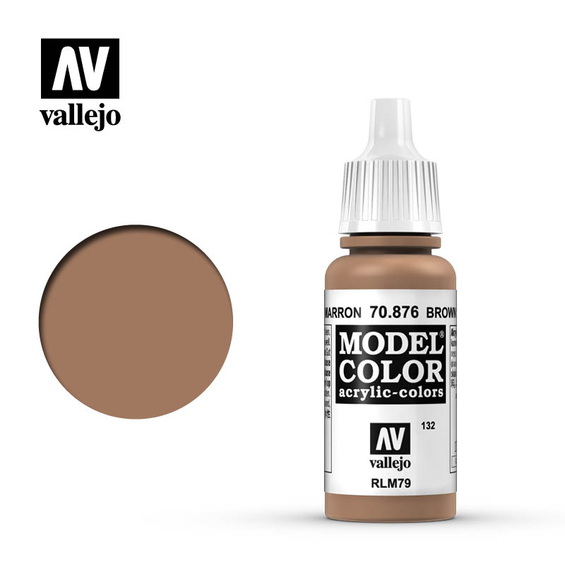 Model Color Brown Sand 132