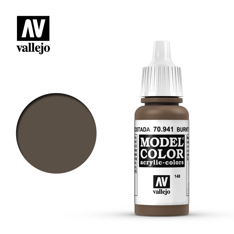 Model Color Burnt Umber 148