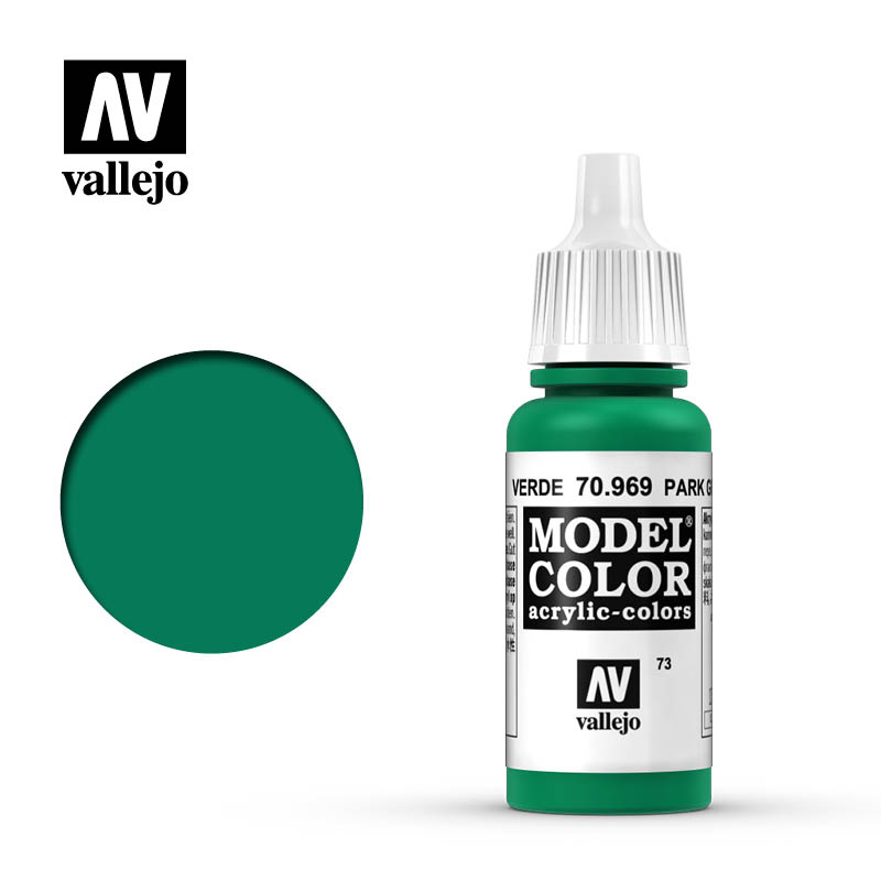Model Color Park Green Flat 073