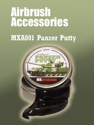 Intelligent Panzer Putty Masking Agent