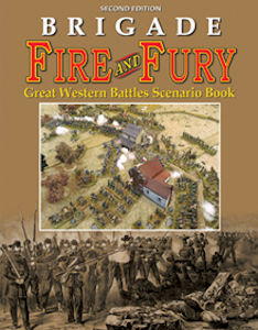 Great Western Battles: 2nd Edition for Brigade Fire & Fury
