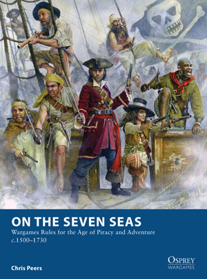 Osprey Wargaming: On the Seven Seas