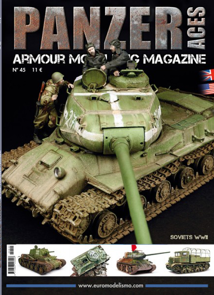 Panzer Aces Magazine Issue 45