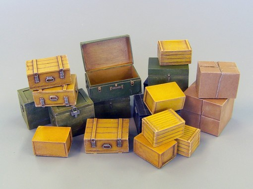 Small Transport Boxes