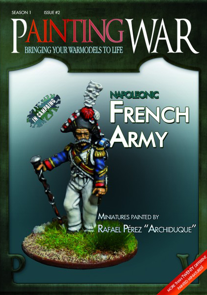 Painting War Volume 2 Napoleonic French Army
