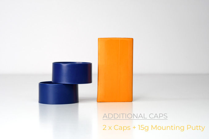 Additional caps for  RGG360 Painting Handle