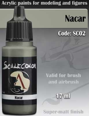 Nacar Paint 17ml