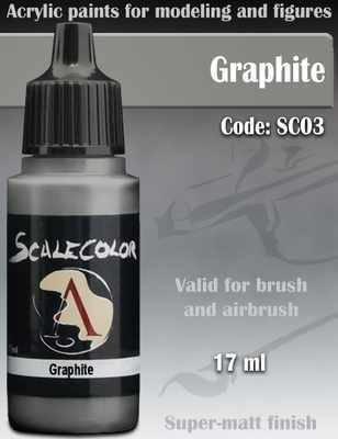 Graphite Paint 17ml
