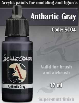 Anthartic Gray Paint 17ml