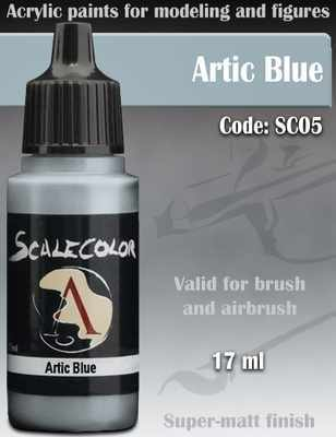 Artic Blue Paint 17ml