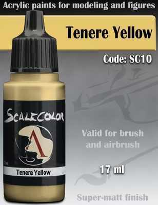 Tenere Yellow Paint 17ml