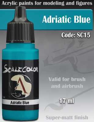 Adriatic Blue Paint 17ml