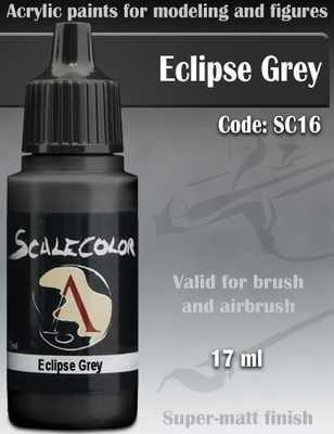 Eclipse Grey Paint 17ml