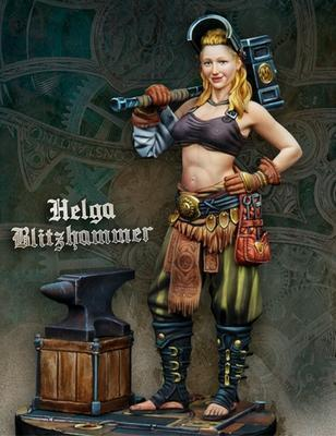 Steam Wars: Helga Blitzhammer