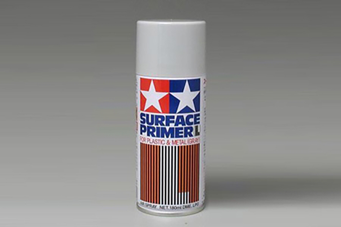 Surface Primer Grey 180ml Spray