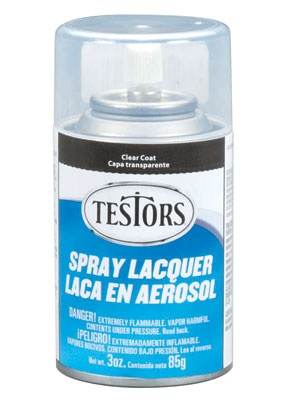 Gloss Coat Finishing Spray 3 oz.