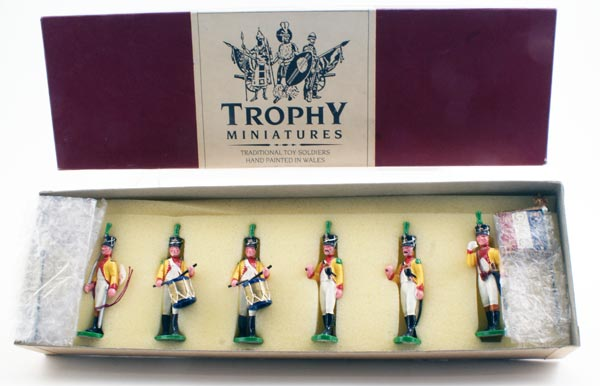 Trophy Miniatures #NP1A8F Italy Neufchatel